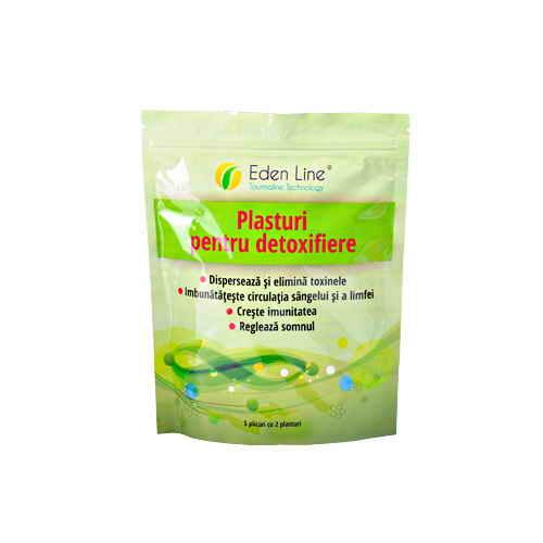 Plasture pentru detoxifiere cu ceai verde [0]