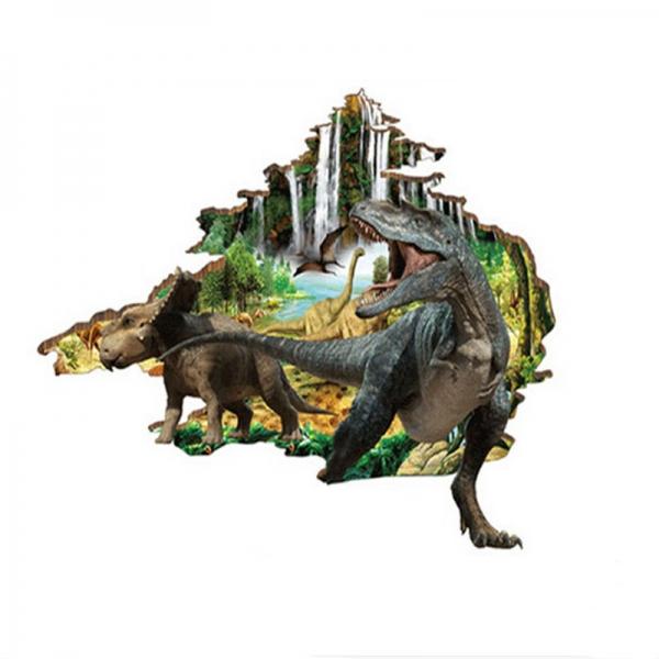 Autocolant 3D - Dinozauri - 100x86 cm 6