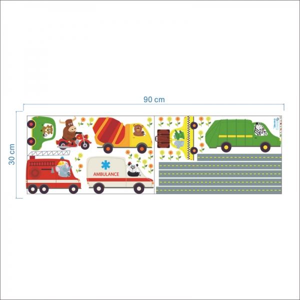 Autocolante brauri decorative - Autovehicule 5