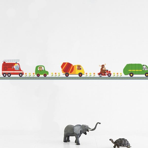 Autocolante brauri decorative - Autovehicule 1