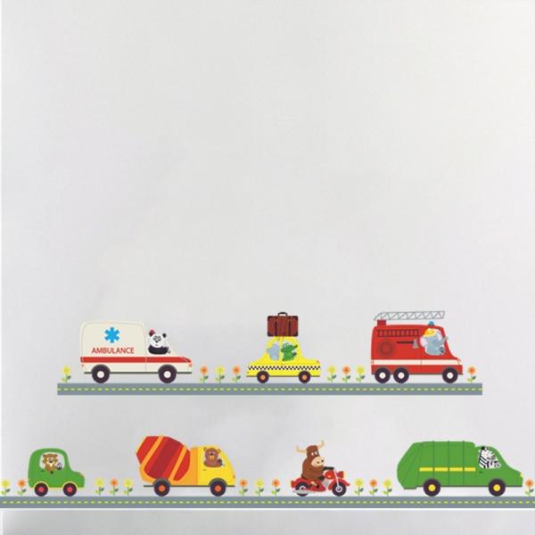 Autocolante brauri decorative - Autovehicule 3