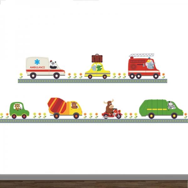 Autocolante brauri decorative - Autovehicule 2