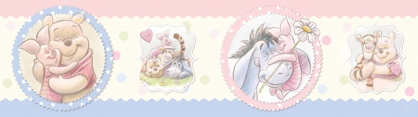 Sticker Brau Winnie the Pooh - Walt Disney 0