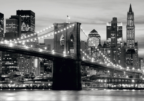 Fototapet Brooklyn Bridge FTS 0199 0