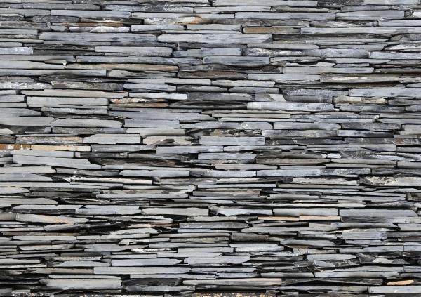 Fototapet Zid de Piatra Orizontal [0]