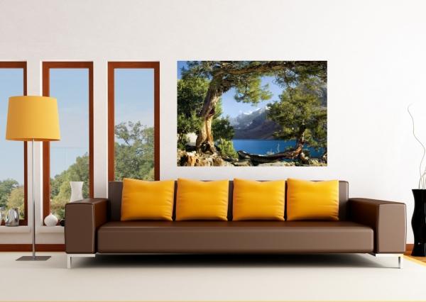 Fototapet Lac de Munte FTSs 0833 1