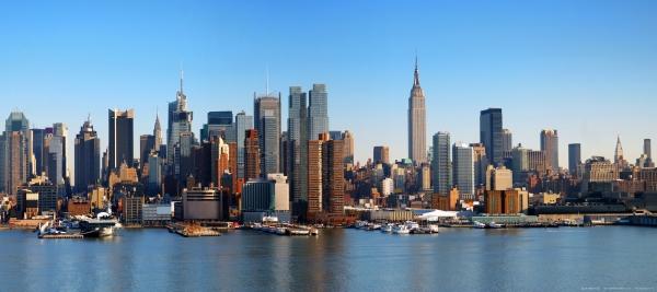 Fototapet RaulHudson - New York [0]