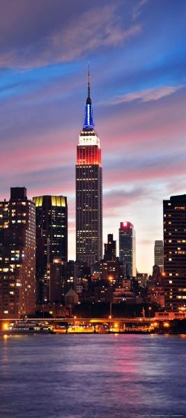 Fototapet Apus in New York FTV 1501 0