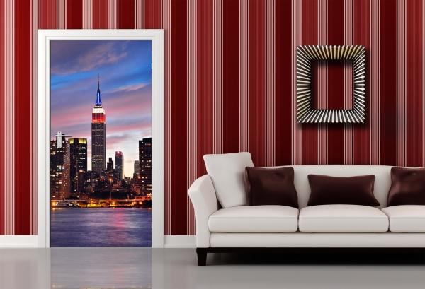 Fototapet Apus in New York FTV 1501 1