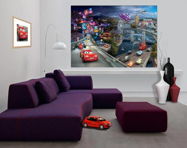 Fototapet Cars 1