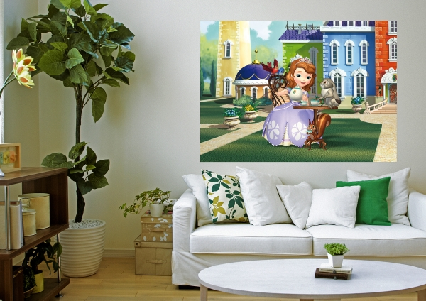 Fototapet Printesa Sofia 1