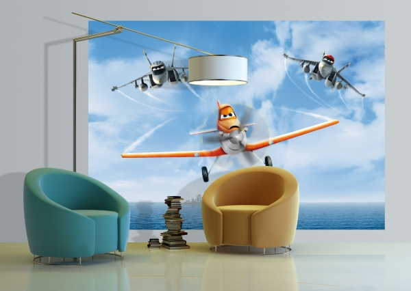Fototapet Disney Planes 1