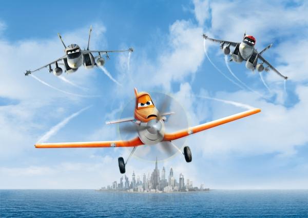 Fototapet Disney Planes 0