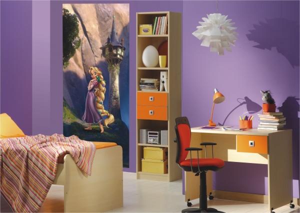 Fototapet Rapunzel 1