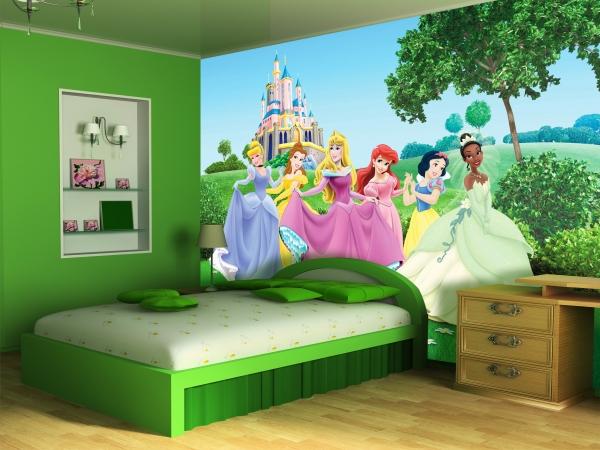Fototapet Printese Disney 2