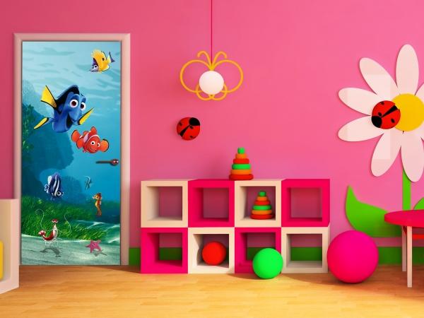 Fototapet Disney - Nemo si Dory 1