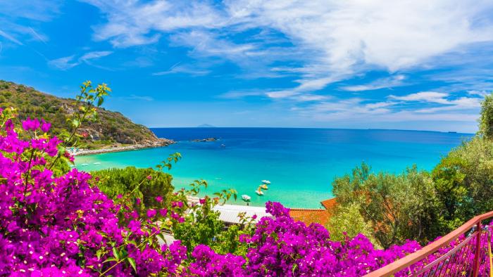 Fototapet Insula Elba [0]