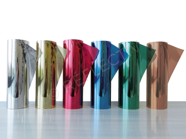 MIR Folie colorata tip oglinda, 5 x 1,52 m 0