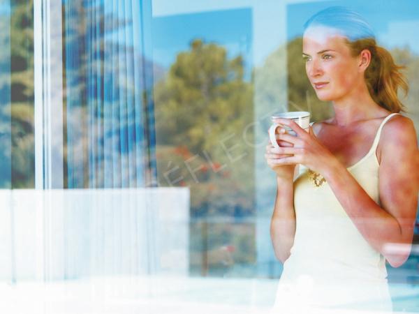 IR 50 Folie transparenta Interior, Protectie solara 52%, 2000 x 1520 mm 0