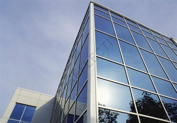 SOL 162 Folie gri-albastrui metalizat Exterior, Protectie solara 71%, 1000 x 1520 mm 0
