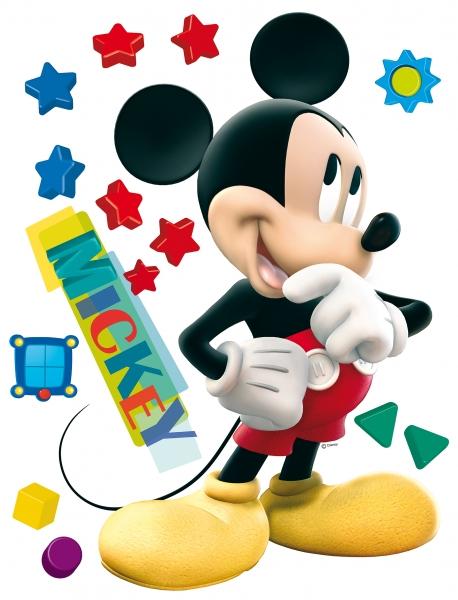 Sticker Mickey Mouse - 65x85cm - DK858 0