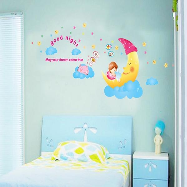 Sticker decorativ copii - Somn usor! 6