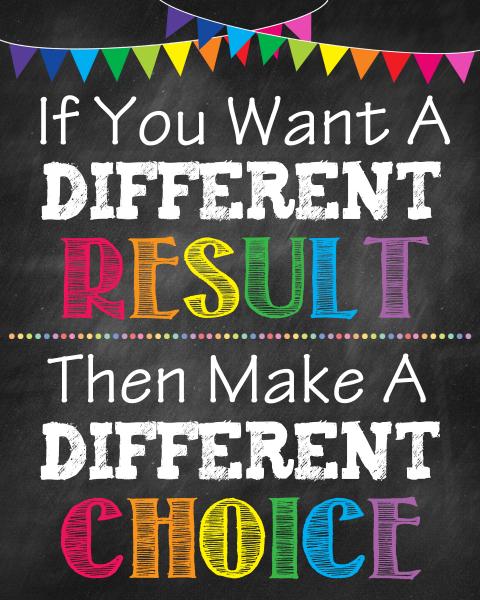 Sticker Mesaje Motivationale - Result - Choice 0