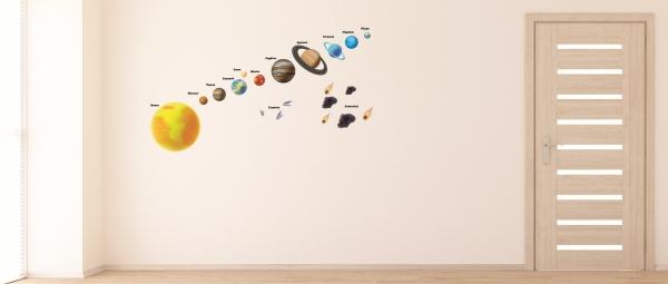 Stickere pentru copii - Sistemul solar - Planete 5