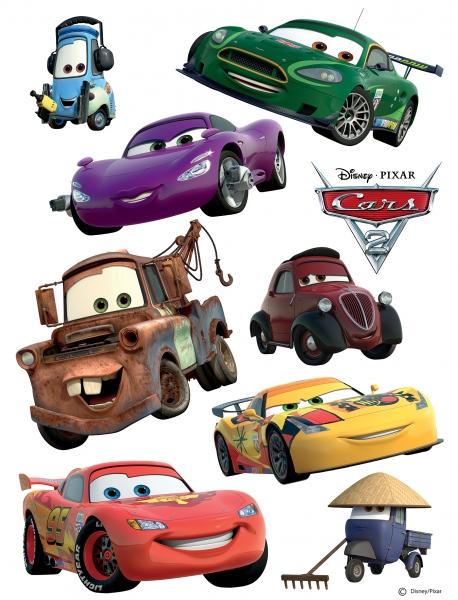 Sticker Masini - Cars - 65x85cm - DK887 0