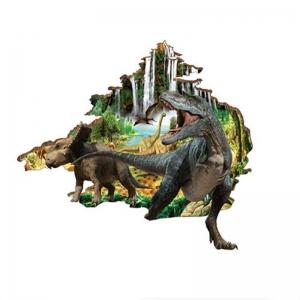 Autocolant 3D - Dinozauri - 100x86 cm6