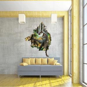 Autocolant 3D - Dinozauri - 100x86 cm4