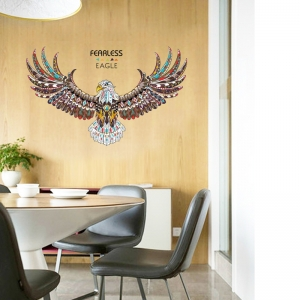 Sticker 3D - Vultur - 60x90 cm1