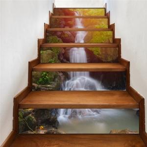 Autocolant scari - Cascada - 6 folii de 18x100 cm0