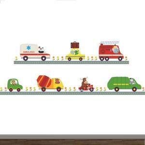 Autocolante brauri decorative - Autovehicule2