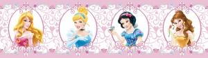Stickere tip Brau roz cu printese Disney - Walt Disney0