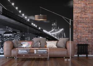 Fototapet Brooklyn Bridge FTS 13052
