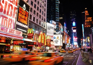 Fototapet Manhattan0