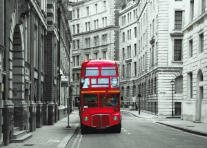 Fototapet London Bus FTM 08140