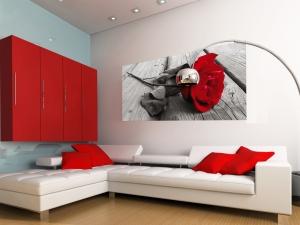 Fototapet Trandafir Rosu FTG 09171