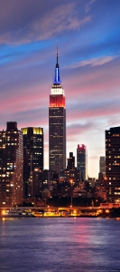 Fototapet Apus in New York FTV 15010