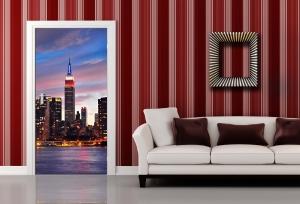 Fototapet Apus in New York FTV 15011