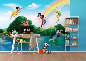 Fototapet Disney - Zane sub Curcubeu2