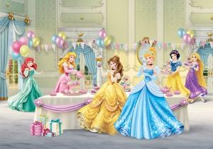 Fototapet Printese Disney la Bal0