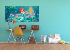 Fototapet Disney - Micuta Sirena2