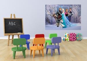 Fototapet Disney - Frozen1