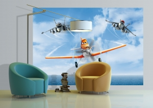 Fototapet Disney Planes1