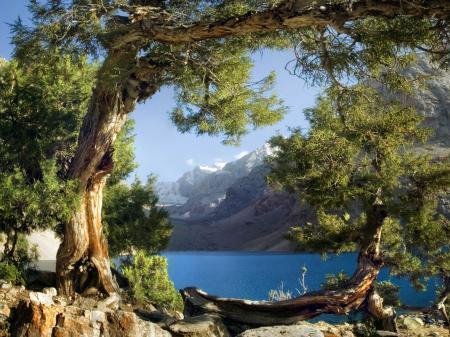 Fototapet Lac de Munte [0]