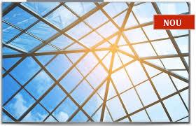 SOL 112 Folie argintiu inchis Exterior, Protectie solara 83%, 1000 x 1520 mm0