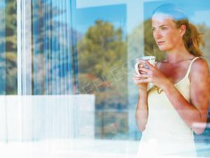 IR 50 Folie transparenta Interior, Protectie solara 52%, 2000 x 1520 mm0