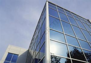 SOL 162 Folie gri-albastrui metalizat Exterior, Protectie solara 71%, 1000 x 1520 mm0